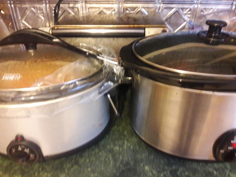 dual crock pots